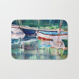 Dinghies Bath Mat