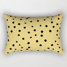 Leopard Print Rechteckiges Kissen