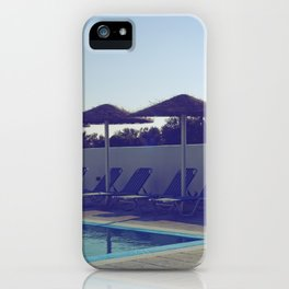 In love with summer... iPhone Case