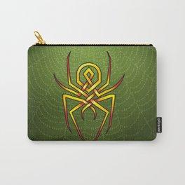 Arachnid-knot Carry-All Pouch