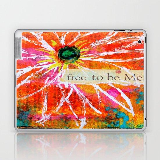 Free to Be ME Laptop & iPad Skin