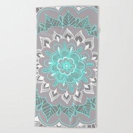 Bubblegum Lace Beach Towel