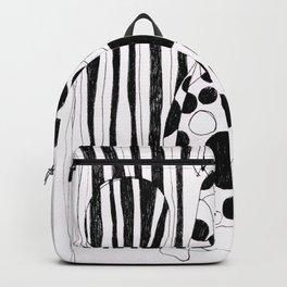 Black points Backpack