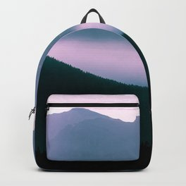 Whispers in the mountains Backpack