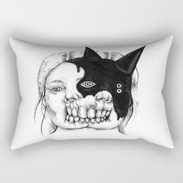 Evil on Your Mind 03 Rectangular Pillow
