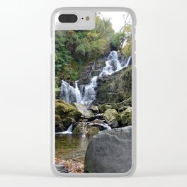 Torc Falls Clear iPhone Case