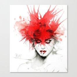Dirty Madge Canvas Print