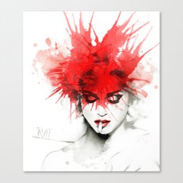 Dirty Madge Canvas Print