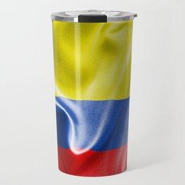 Colombian Flag Travel Mug