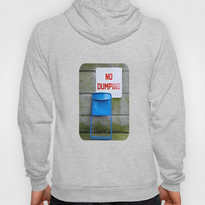 Blue Chair Hoody