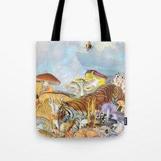 Tigress Tote Bag