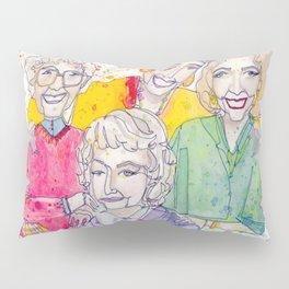 Golden Girls Pillow Sham