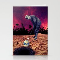 golf Stationery Cards featuring Golf by Cs025