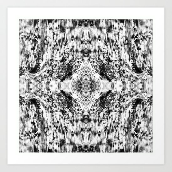 Sand Daimon Art Print