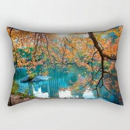 Magical Fall Rectangular Pillow