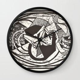 """""""MORNING COFFEE"""" Wall Clock"""