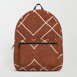 Nudo in Rust Backpack