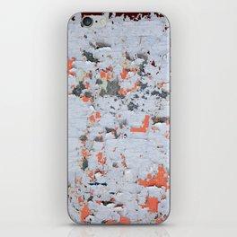 Peeling paint Textures 20 iPhone Skin