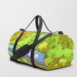 Little Venice London Pop Art Duffle Bag