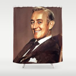 Sir Alec Guinness, Actor Shower Curtain