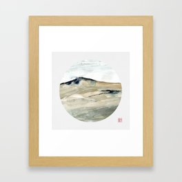 Genius Loci 3 Framed Art Print