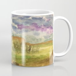 Roots on the ground - Cotton candy dreams Coffee Mug