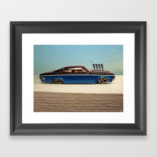 Impala 65 Framed Art Print