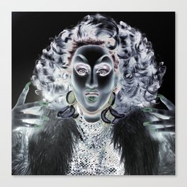 RuPaul Drag Race Queen Thunderfuck Canvas Print