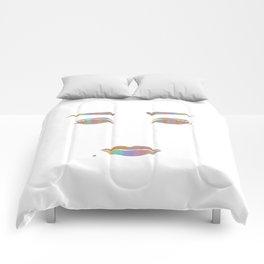 Self Portrait  Comforters