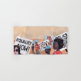 EQUALITY NOW Hand & Bath Towel