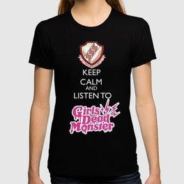 Angel beats! - Girls dead monster T-shirt