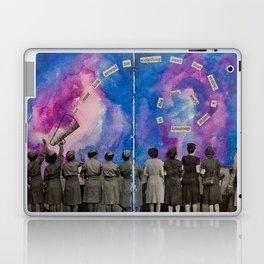 A Useful Discovery Laptop & iPad Skin