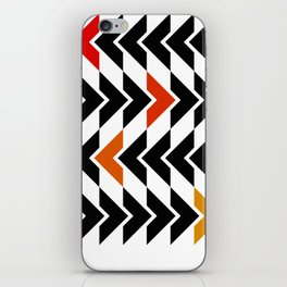 Arrows Graphic Art Design iPhone Skin