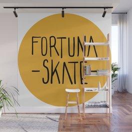 Fortuna Skate Classic Logo Wall Mural