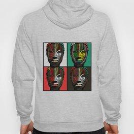 Oni, four ways Hoody