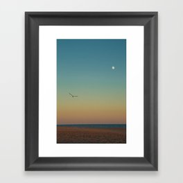 Moonage Daydream Framed Art Print