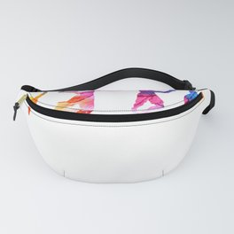 Volleyball Fanny Pack
