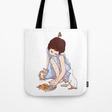 Create life Tote Bag