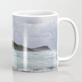 Fraser Island- Waves Coffee Mug