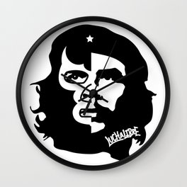 LUCHA LIBRE#1 Wall Clock