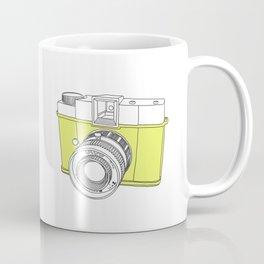 Diana F+ Glow - Plastic Analogue Camera Coffee Mug