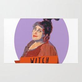 Witch Please- Hocus Pocus Rug