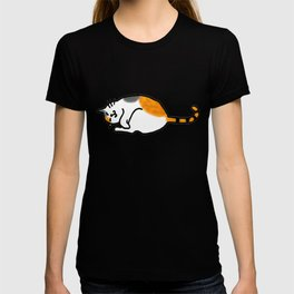 Comfy Calico Cat T-shirt