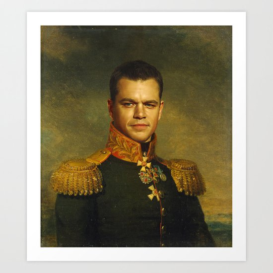 Matt Damon - replaceface by replaceface