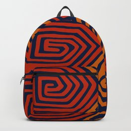 San Blas Indian Mariposa Backpack