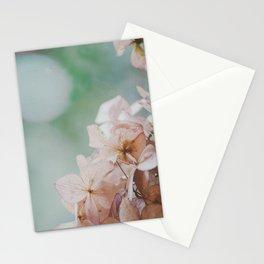 Pastel Hydrangea Stationery Cards