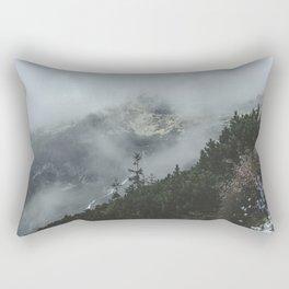 High Tatras Rectangular Pillow