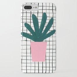 Plant Pot iPhone Case