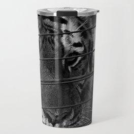 Caged Rage Travel Mug