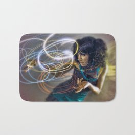 Light Wizardry Bath Mat